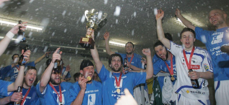 Unihockey Playoff - Final:  SV Wiler-Ersigen